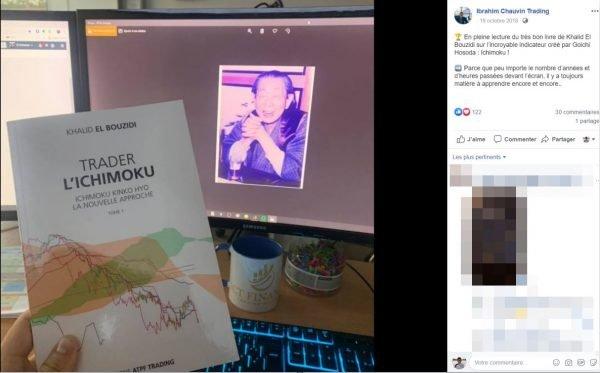 photo témoignage livres ichimoku khalid avis