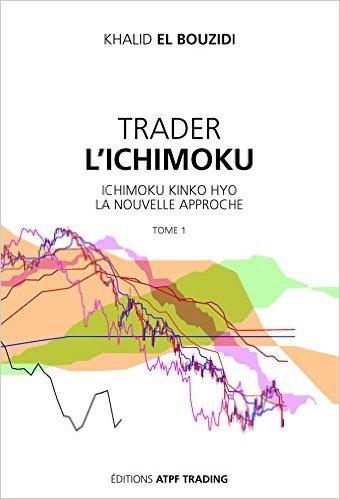 photo du livre trader l'ichimoku ichimoku kinko hyo la nouvelle approche tome 1 par khalid elbouzidi ISBN 9789920963923